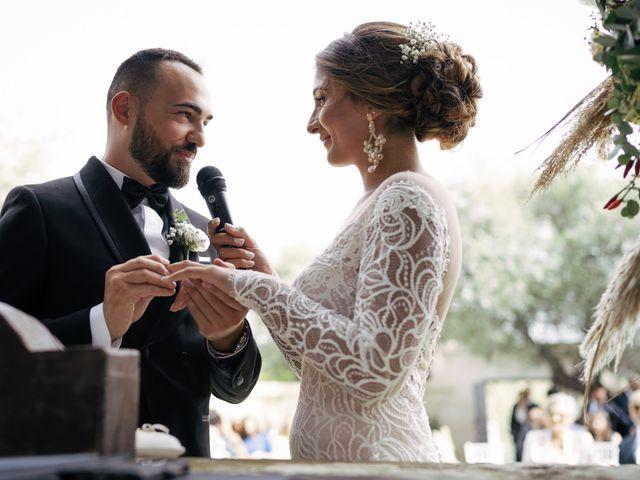 Il matrimonio di Giorgia e Michelangelo a Brindisi, Brindisi 53