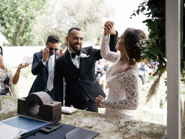 Il matrimonio di Giorgia e Michelangelo a Brindisi, Brindisi 56
