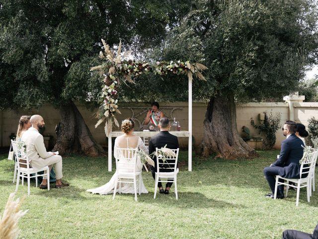Il matrimonio di Giorgia e Michelangelo a Brindisi, Brindisi 57