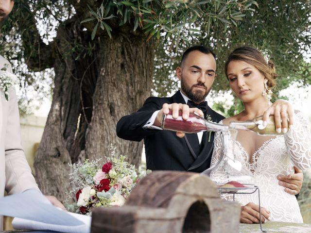 Il matrimonio di Giorgia e Michelangelo a Brindisi, Brindisi 58