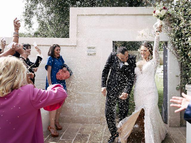 Il matrimonio di Giorgia e Michelangelo a Brindisi, Brindisi 61