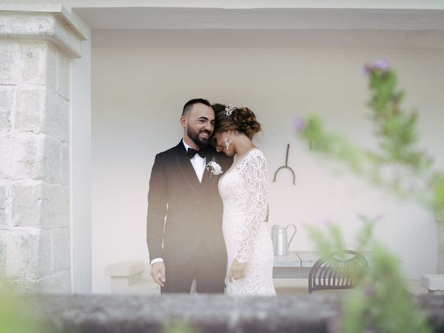 Il matrimonio di Giorgia e Michelangelo a Brindisi, Brindisi 62