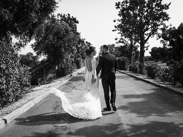 Il matrimonio di Giorgia e Michelangelo a Brindisi, Brindisi 63
