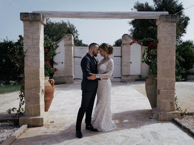 Il matrimonio di Giorgia e Michelangelo a Brindisi, Brindisi 65