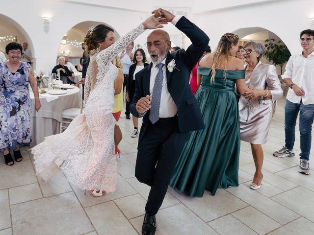Il matrimonio di Giorgia e Michelangelo a Brindisi, Brindisi 67