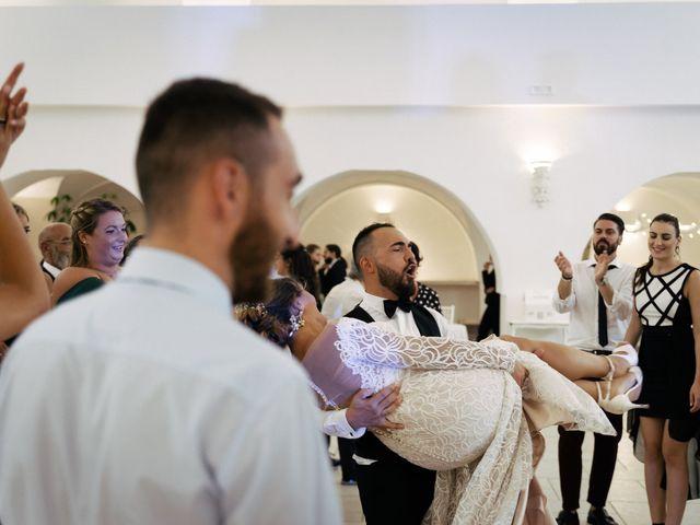 Il matrimonio di Giorgia e Michelangelo a Brindisi, Brindisi 72
