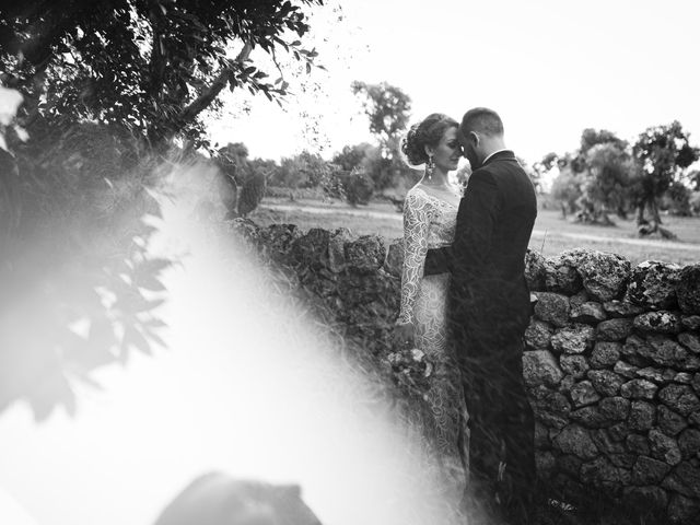 Il matrimonio di Giorgia e Michelangelo a Brindisi, Brindisi 73