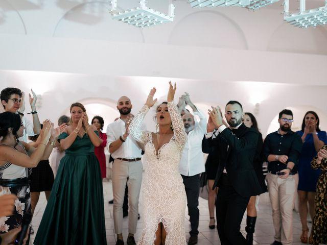 Il matrimonio di Giorgia e Michelangelo a Brindisi, Brindisi 76