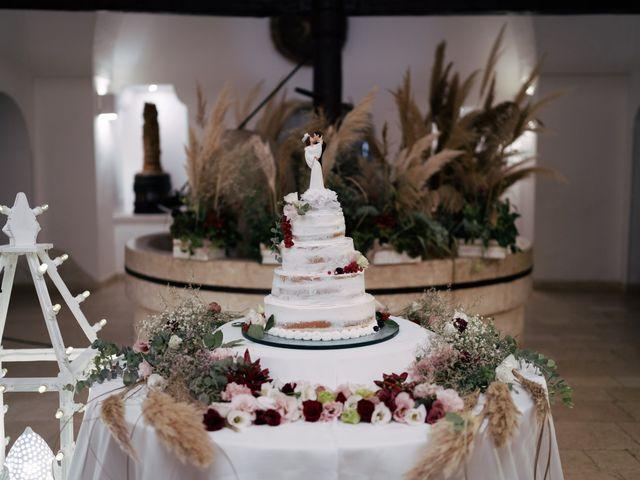 Il matrimonio di Giorgia e Michelangelo a Brindisi, Brindisi 81