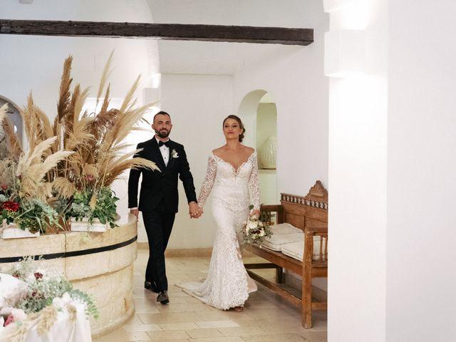 Il matrimonio di Giorgia e Michelangelo a Brindisi, Brindisi 82
