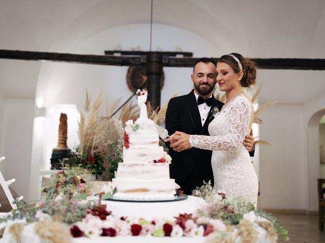 Il matrimonio di Giorgia e Michelangelo a Brindisi, Brindisi 84
