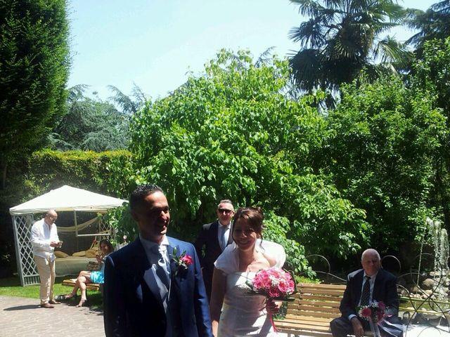 Il matrimonio di Davide e Rosanna a Carugate, Milano 4