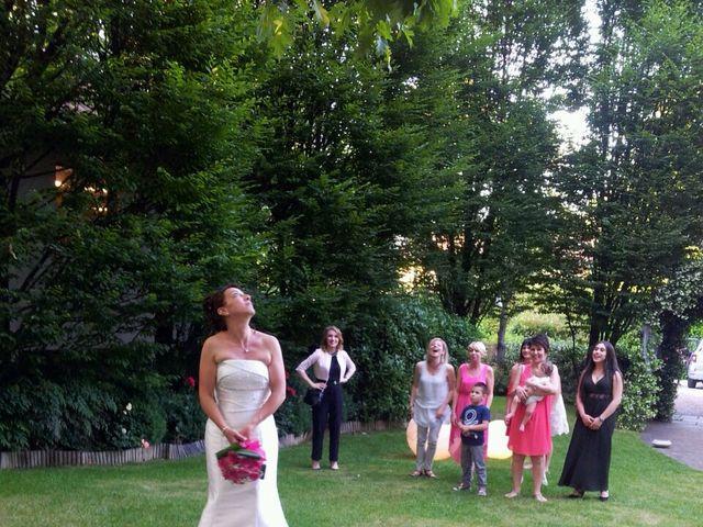 Il matrimonio di Davide e Rosanna a Carugate, Milano 5