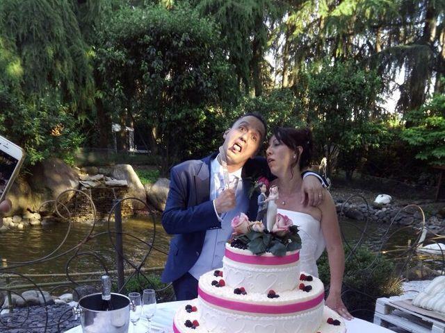 Il matrimonio di Davide e Rosanna a Carugate, Milano 6