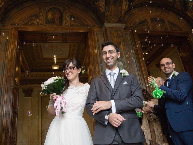 Il matrimonio di Gianluca e Silvia a Desio, Monza e Brianza 14