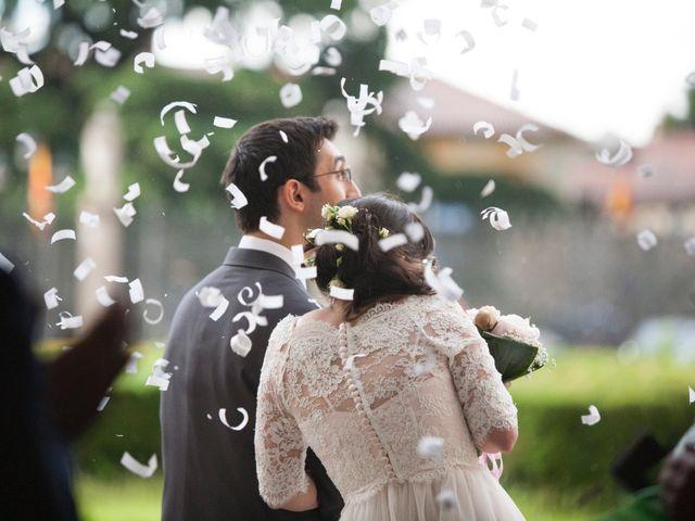 Il matrimonio di Gianluca e Silvia a Desio, Monza e Brianza 15