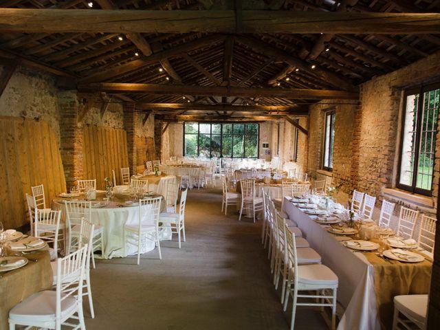 Il matrimonio di Gianluca e Silvia a Desio, Monza e Brianza 18