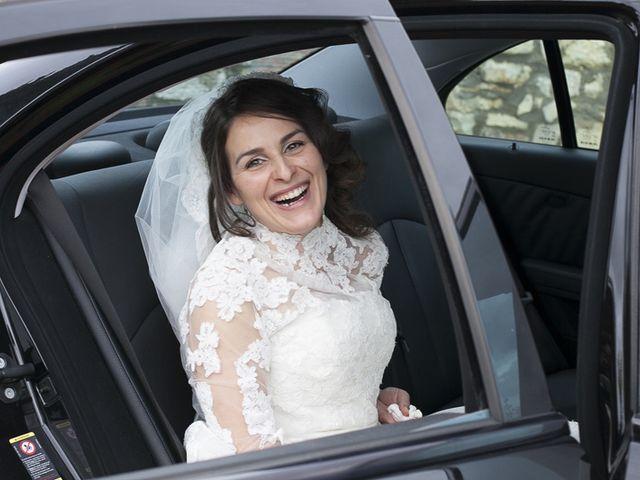 Il matrimonio di Stella e Ettore a Radda in Chianti, Siena 1