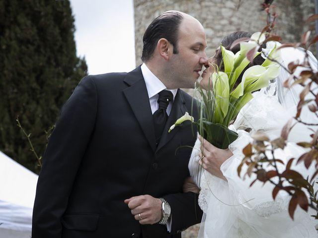 Il matrimonio di Stella e Ettore a Radda in Chianti, Siena 4