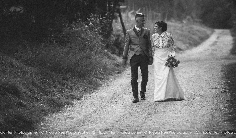 Il matrimonio di Missi e Monica a Ispra, Varese