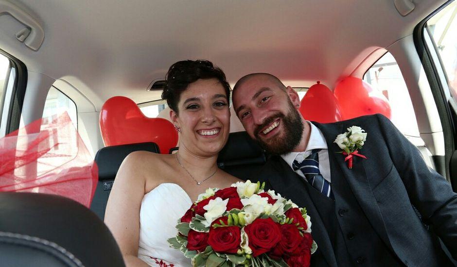 Il matrimonio di Matteo e Alice a Cesate, Milano