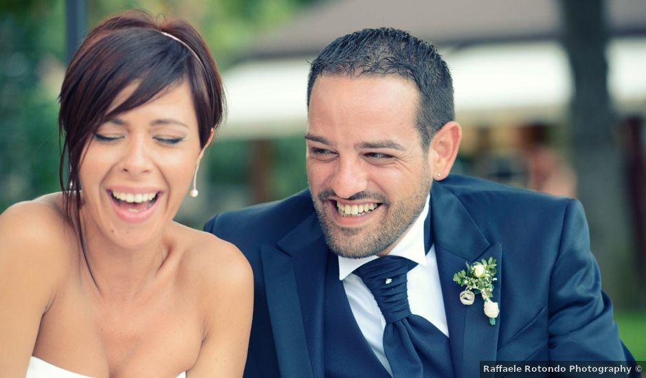 Il matrimonio di Lucia e Nicola a Santa Maria a Vico, Caserta