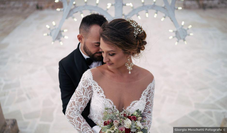 Il matrimonio di Giorgia e Michelangelo a Brindisi, Brindisi