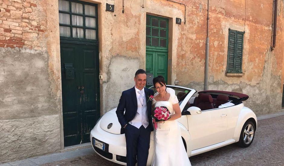Il matrimonio di Davide e Rosanna a Carugate, Milano