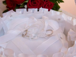 Le nozze di Yurenys  e Marco  1