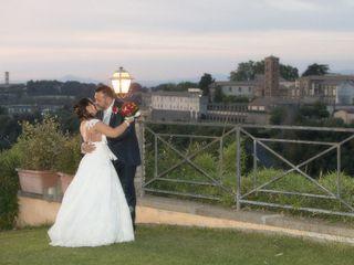 Le nozze di Yurenys  e Marco