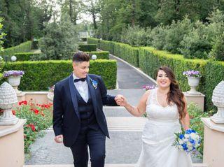Le nozze di Manuela e Gioviana