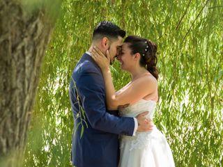 Le nozze di Sara e Daniel
