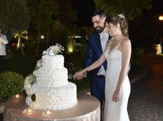 Le nozze di Letizia e Gabriele