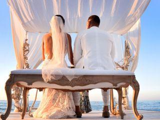 Le nozze di Sonia e Nuno