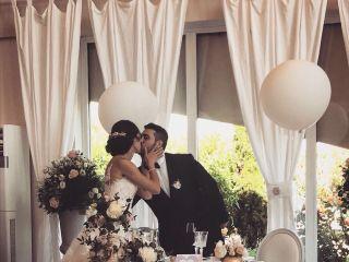 Le nozze di Christina e Giorgio 1