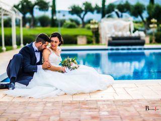 Le nozze di Christina e Giorgio