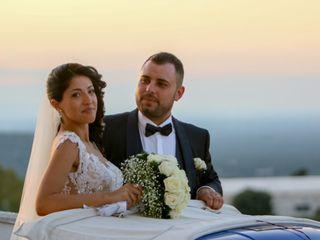 Le nozze di Conny e Antonio
