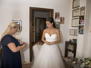 Le nozze di Sara e Francesco 2