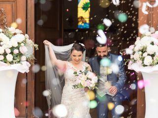 Le nozze di Maria Chiara e Gianluca