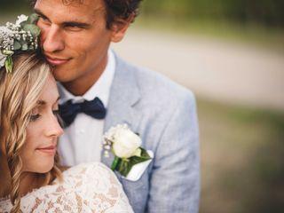 Le nozze di Sabrina e Nathan