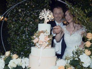 Le nozze di Maria e Ivano