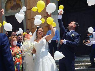 Le nozze di Luciana  e Angelo