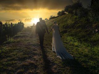Le nozze di Monica e Antonio 1