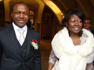 Le nozze di Blaise e Lydie