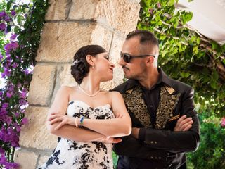 Le nozze di Anna e Giampaolo