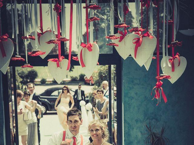 Il matrimonio di Nicola e Stefania a Rosà, Vicenza 5