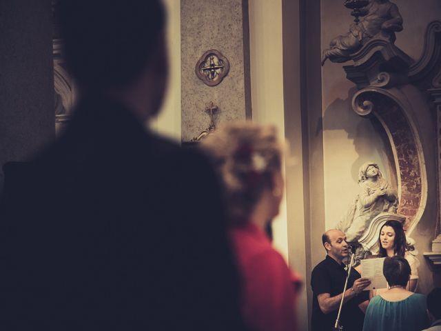Il matrimonio di Nicola e Stefania a Rosà, Vicenza 45