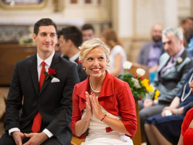 Il matrimonio di Nicola e Stefania a Rosà, Vicenza 46