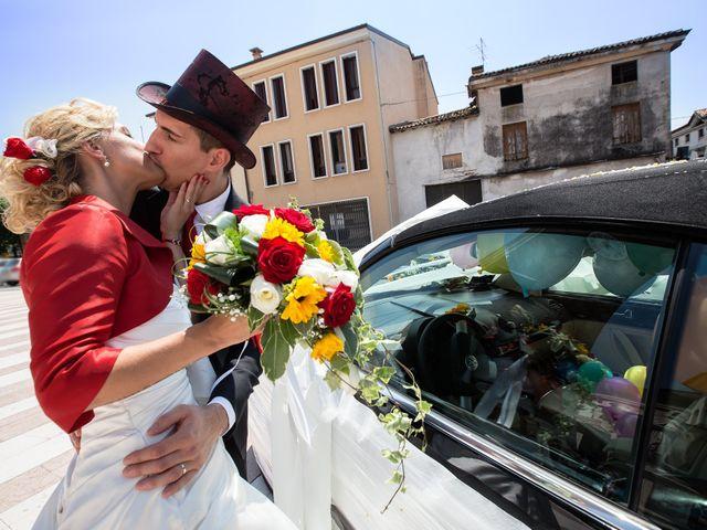 Il matrimonio di Nicola e Stefania a Rosà, Vicenza 54