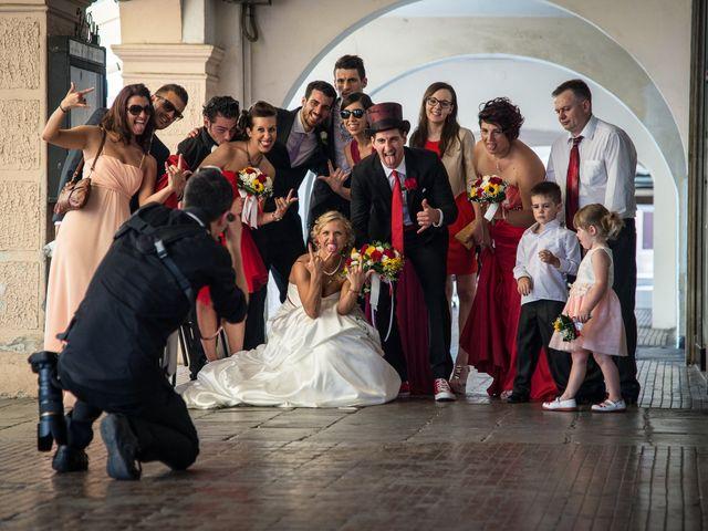Il matrimonio di Nicola e Stefania a Rosà, Vicenza 59
